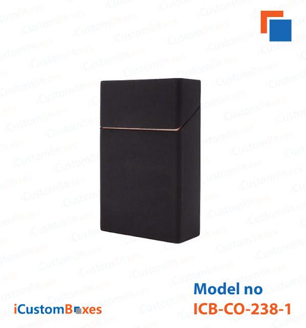 Blank Cigarette Boxes