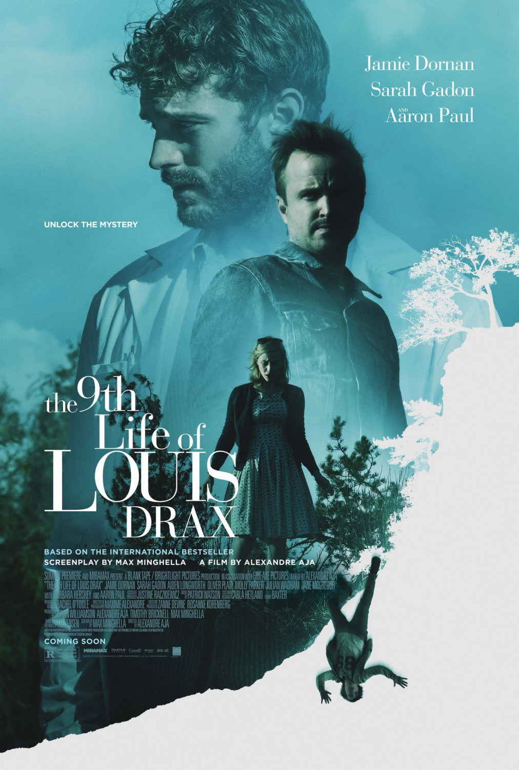 Capa The 9th Life of Louis Drax Torrent 720p 1080p 4k Dublado Baixar