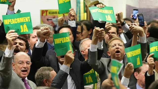 O país queria os direitos de Dilma Rousseff cassados