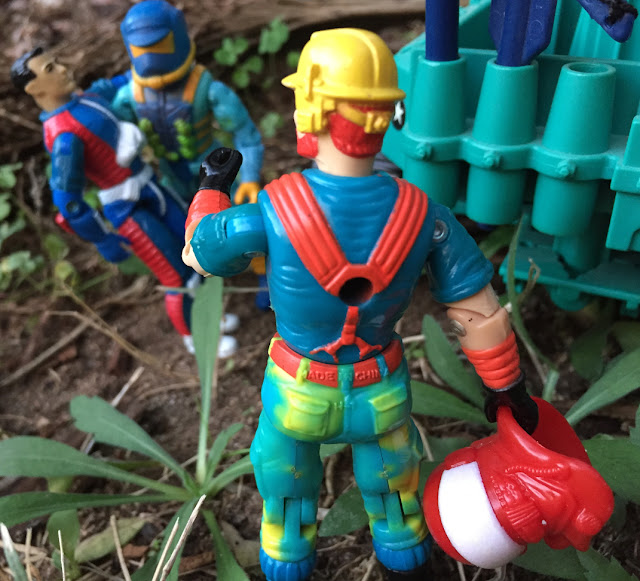1993 Eco Warriors Outback, Battle Corps, Mudbuster, Star Brigade, Countdown, Ozone, 1991