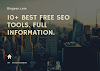 10+ Best Free SEO Tools. Full Information.