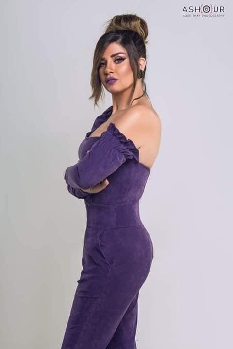 رانيا فريد شوقي باحدث جلسة تصوير وقد تغيرت ملامحها تماما !!!