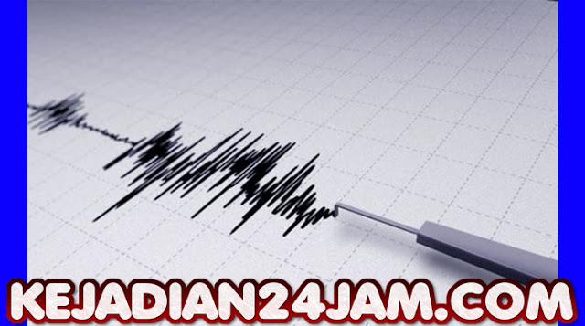 Warga Kabupaten Buru Selatan Panik Karena Gempa