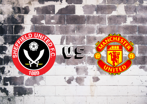 Sheffield United vs Manchester United  Resumen y Partido Completo