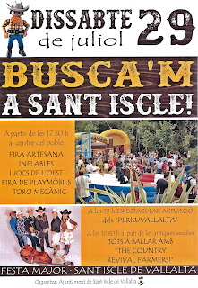 Busca'm a Sant Iscle