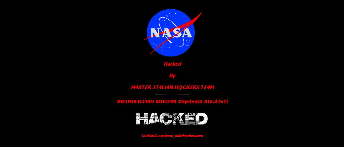 hack nasa using python source code ekjunoon.in