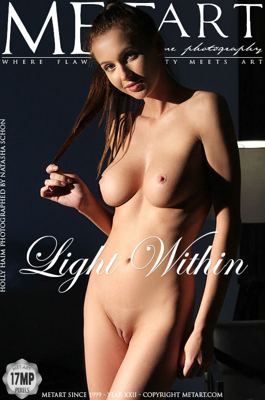 [Met-Art] Holly Haim - Light Within sexy girls image jav