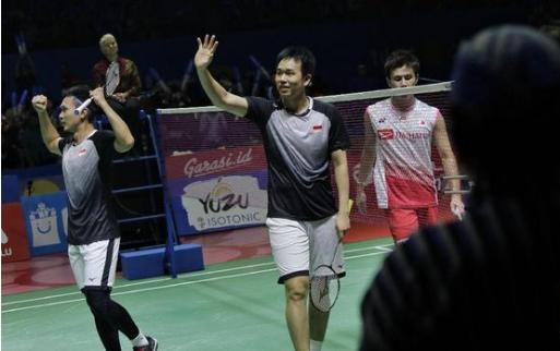Hasil Japan Open 2019 Pebulu Tangkis Ahsan Dan Hendra Susah Payah Ke SemiFinal 2019