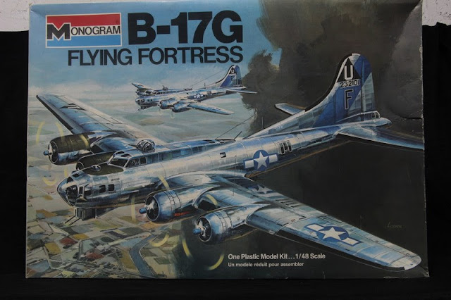 B-17G Flying Fortress Monogram 1/48