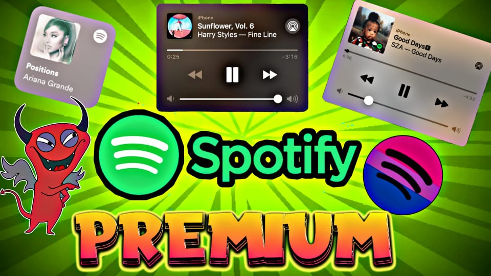 Descargar  Spotify Premium Apk Mod Gratis 2021