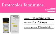 Anabolics #77 Ciclo Feminino Stanozolol Oral Médio