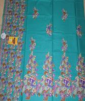 Kain Batik Cibulan 213 Toska