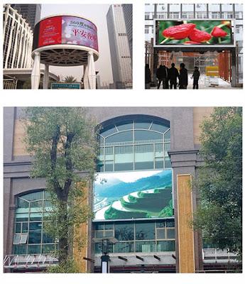 Địa chỉ cung cấp màn hình led p4 tại Bắc Giang