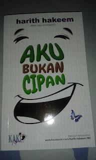 Review ~ Novel Aku Bukan Cipan