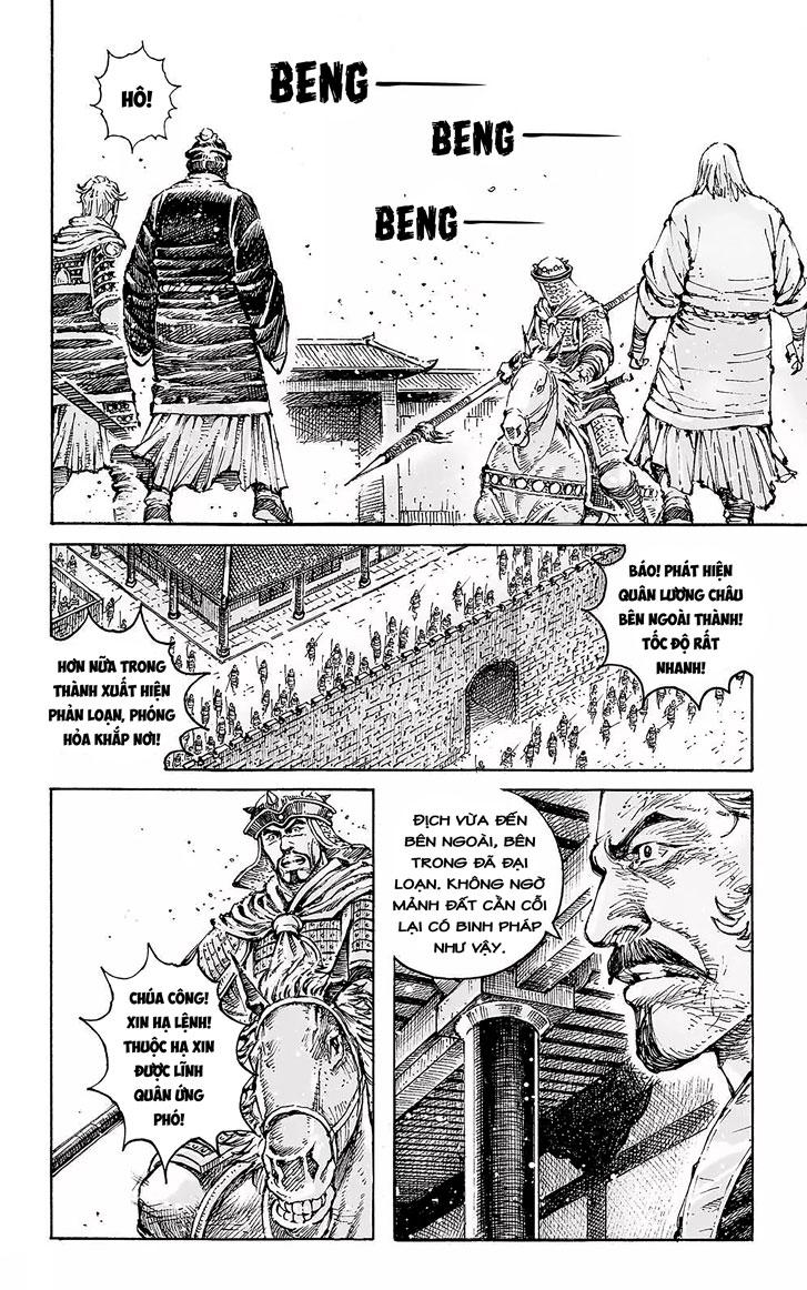 Hỏa phụng liêu nguyên Chương 550: Lương Châu truyền thuyết trang 10
