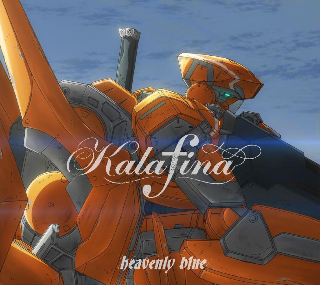 just me: Kalafina ~ Heavenly Blue (Aldnoah.Zero OP ...
