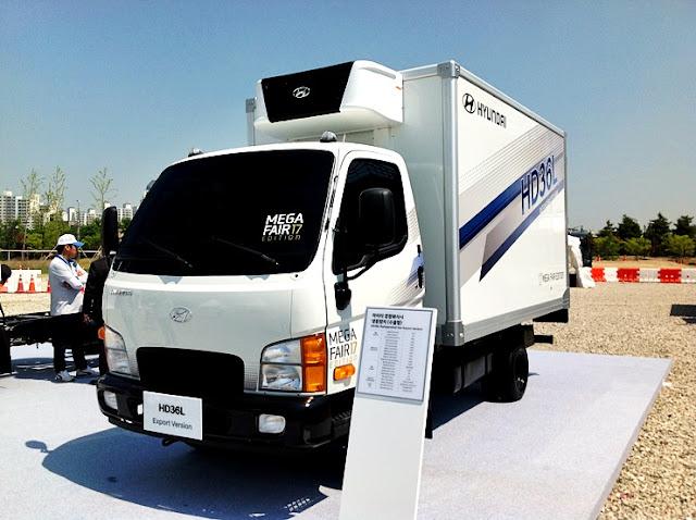 Xe tải 1,9 tấn Hyundai Thành công