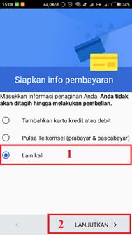 Gambar untuk Cara Menambahkan Akun Google pada Android
