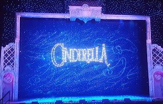 The Milton Keynes Theatre Stage production of the Panto Cinderella