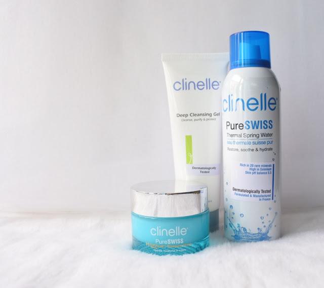 produk Clinelle lengkap