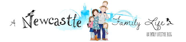 newcastle family life blog logo