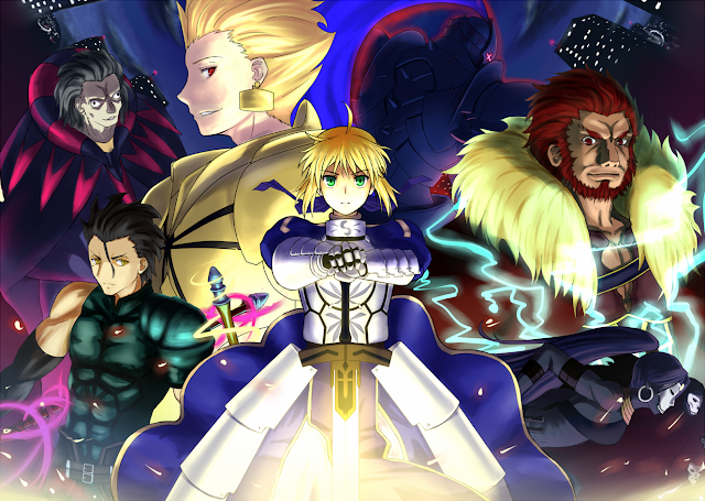 Fate/Zero Batch S1 + S2 Subtitle Indonesia