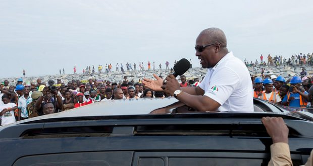 I pity Northerners calling for 'Change'  – Mahama