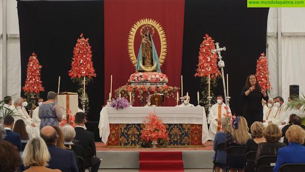 Los Llanos de Aridane venera a su Patrona, la Virgen de Los Remedios