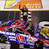 Martin Truex Jr. battles his JGR teammate for the win at Richmond Raceway