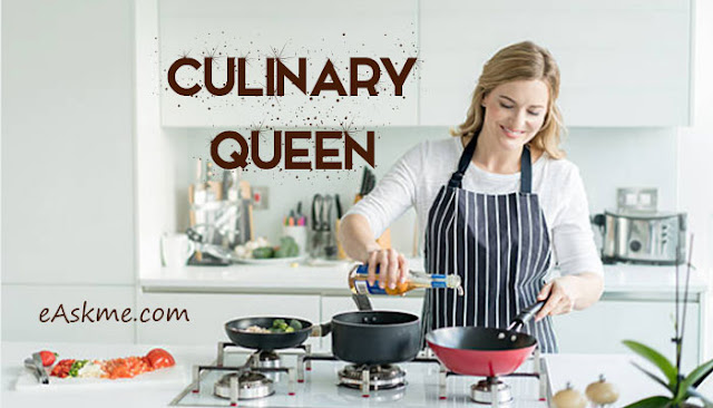 Culinary Queen: 9 Unique Christmas Ideas for the Woman Who Has Everything: eAskme
