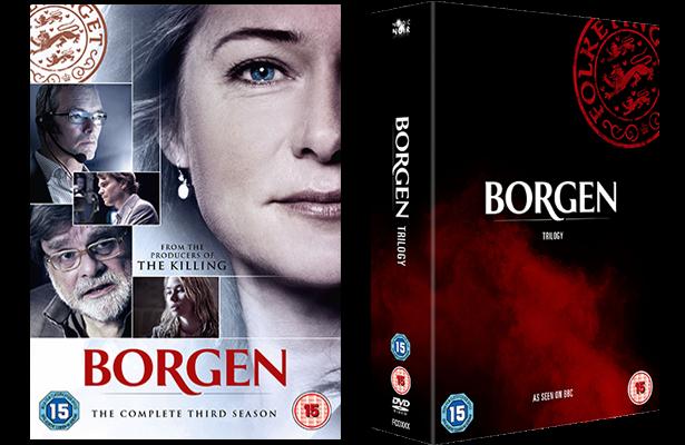 Jonny's Cult Films: BORGEN
