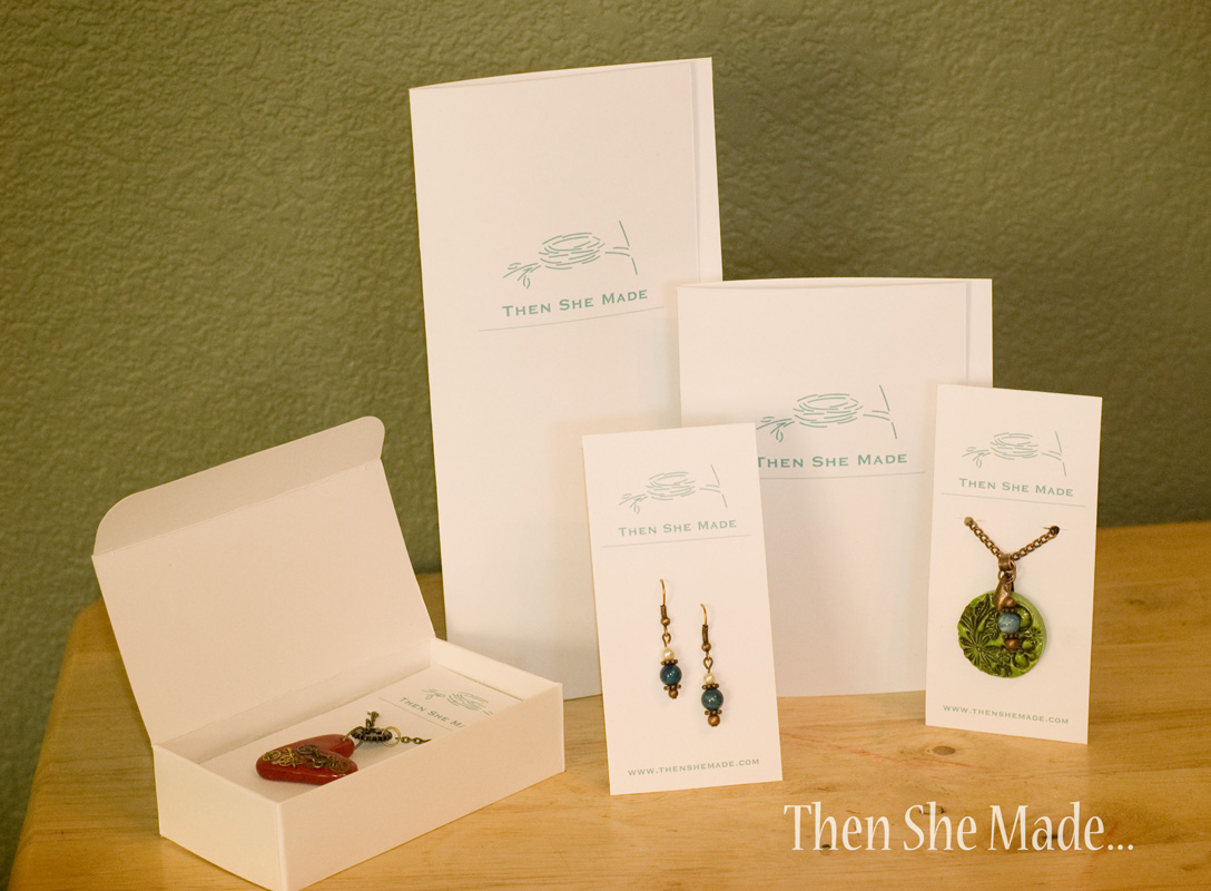 Necklaces And Earrings Come On A Product Card Then Are Placed In Small Box All Items Ready For Gift Giving Friend Of Mine Had Great Idea To