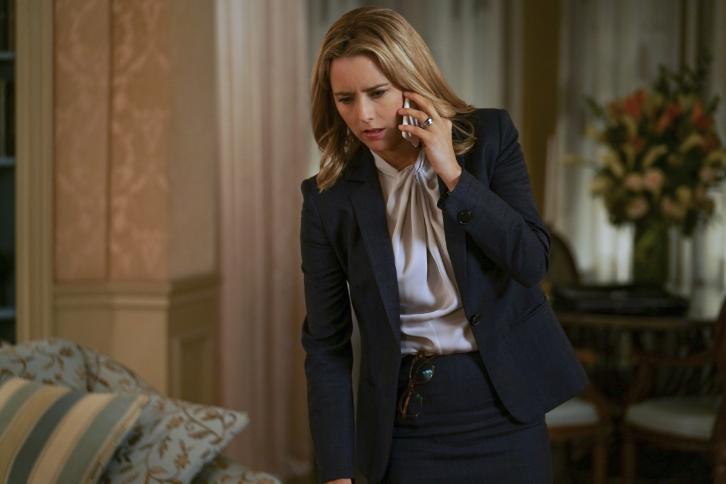 Madam Secretary - Episode 3.22 - Revelation - Promo, 3 Sneak Peeks, Promotional Photos & Press Release