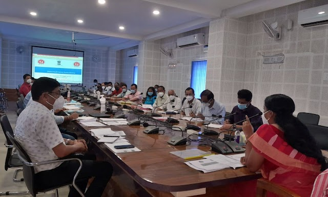 DC Bongaigaon prioritises decrease in maternal and child death in the district
