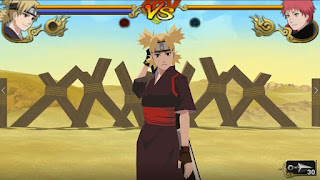 NARUTO STORM 6 [MOD]  PARA CELULARES  ANDROID PPSSPP +DOWNLOAD