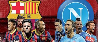 Барселона - Наполи смотреть онлайн бесплатно 11 августа 2019 прямая трансляция прямой эфир в 00:00 МСК.