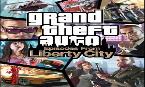 GTA Liberty CityPC Game