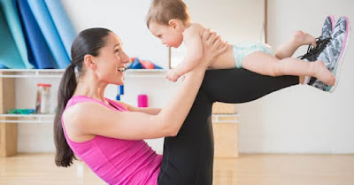 Tips to reduce post pregnancy belly fat