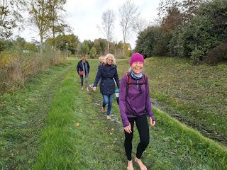 barefoot wandelen Almere