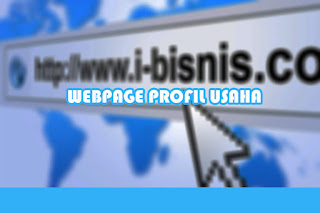 Webpage Profil Usaha Itu Penting!