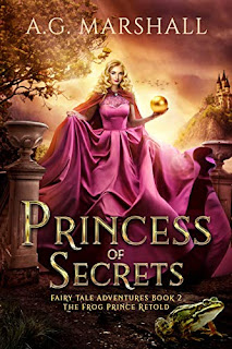 Princess of Secrets - A.G. Marshall