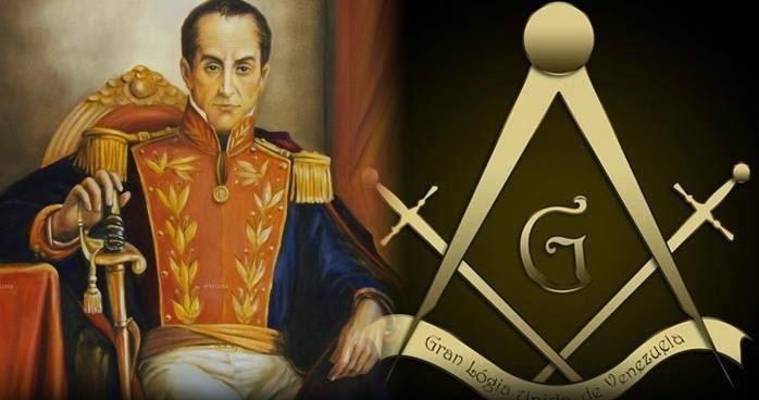 Simon Bolivar fue introducido en la masoneria pero despues se opuso a ellos | Illuminati Nuevo Orden Mundial