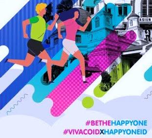 viva dan astra mengadakan happiness race