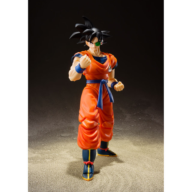 S.H.Figuarts Jeice / Jheese de Dragon Ball Z - Tamashii Nations