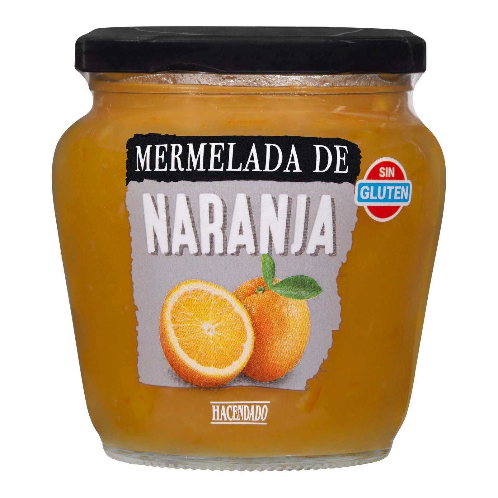 Mermelada de naranja Hacendado
