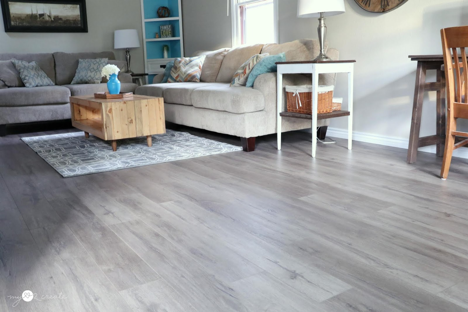 Feel Of Hardwood Without, Select Surfaces Laminate Flooring Silver Oak
