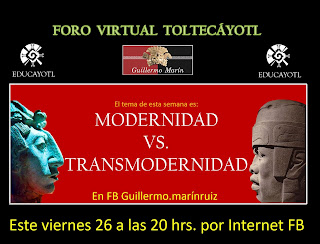 MODERNIDAD VS. TRANSMODERNIDAD
