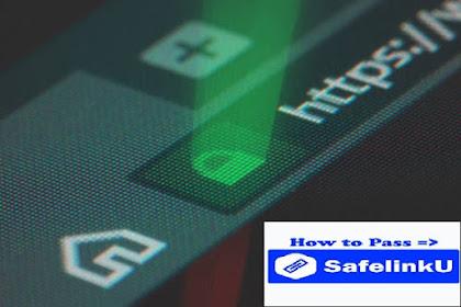 Cara Melewati Link Safelinku tanpa Melewati Link Saflinku