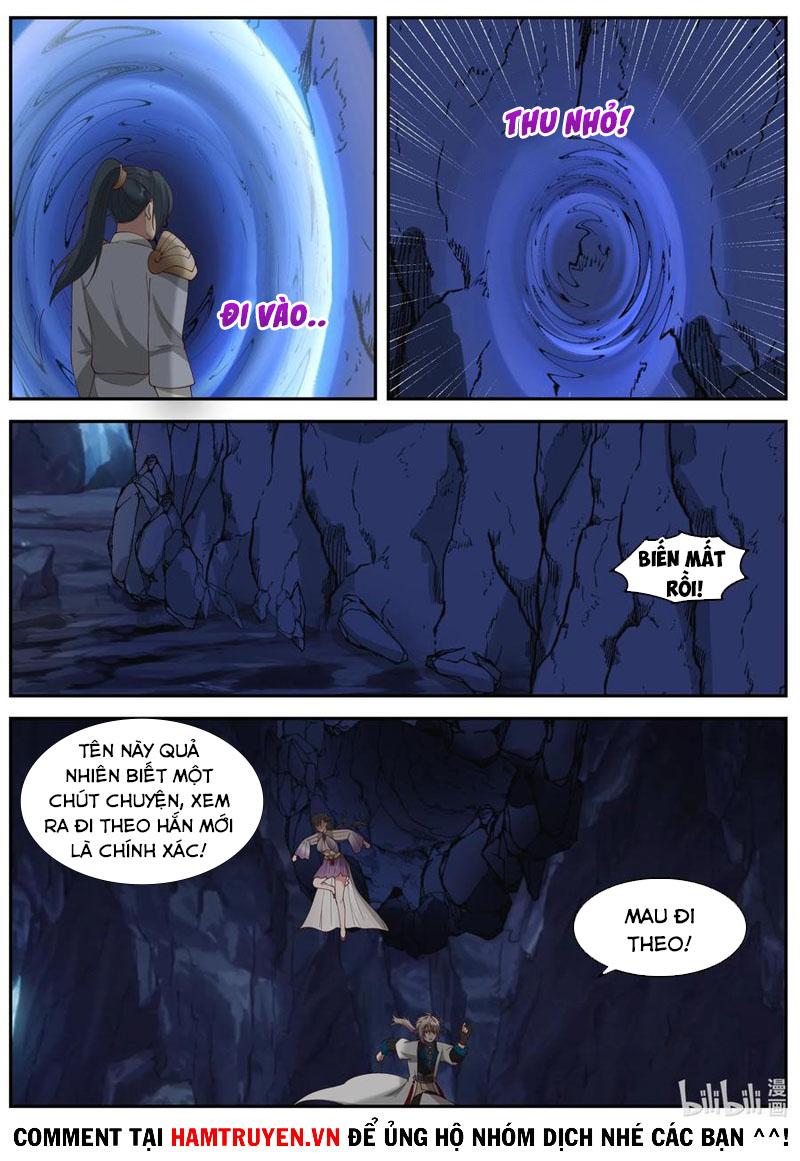 Tu La Võ Thần Chương 297 - Vcomic.net