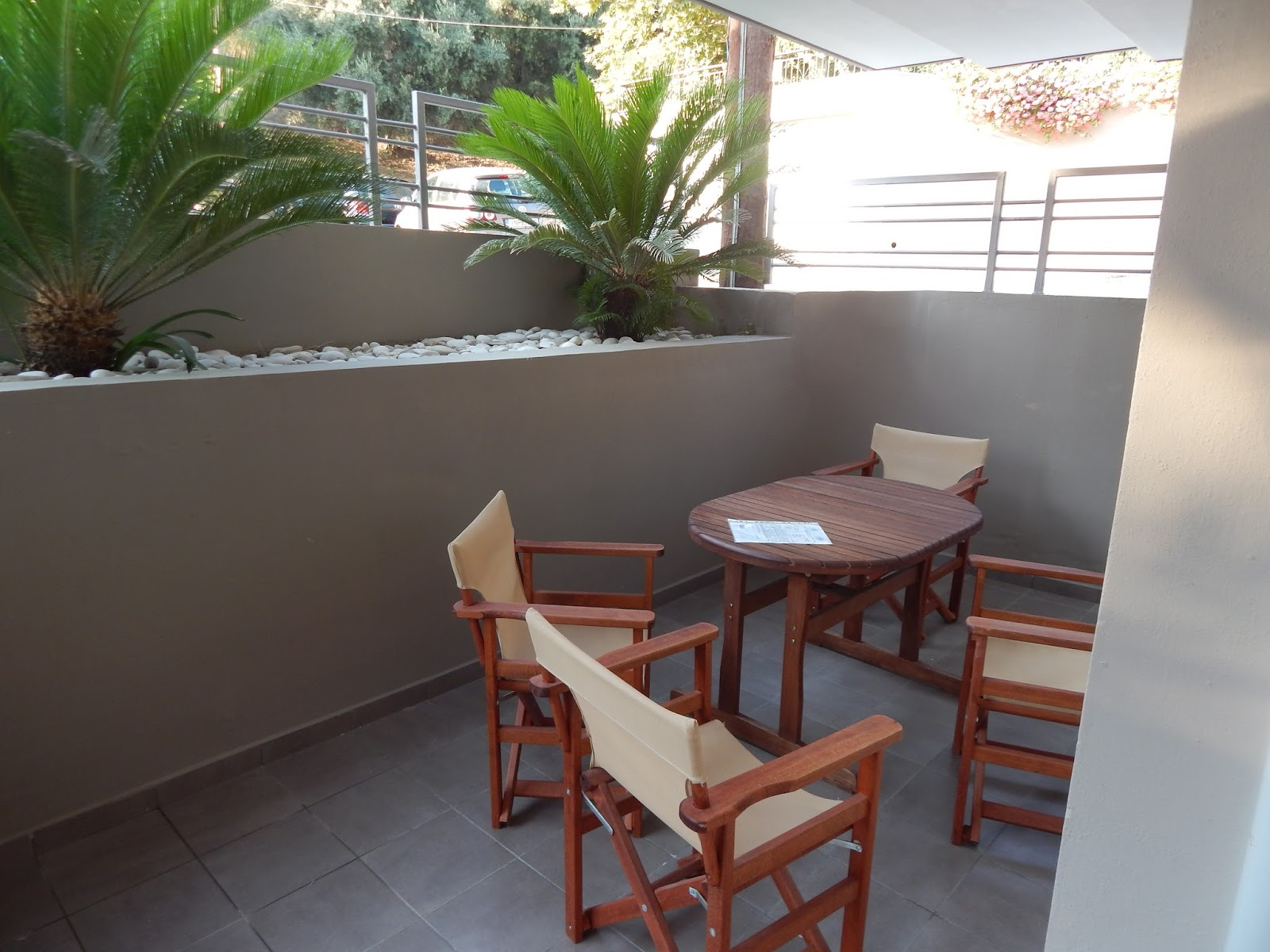 Casa Christabella apartmány Paralia Vrachos